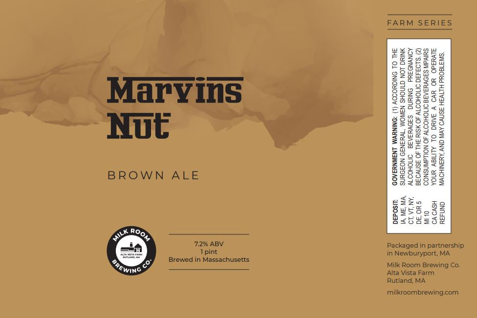 Marvin's Nut Brown Ale