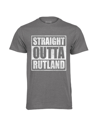 Straight Outta Rutland Tee Shirt