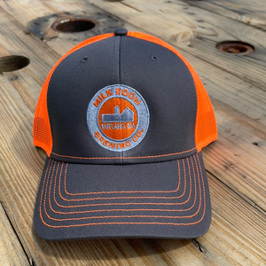 Milkroom Hat-Orange