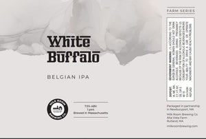 White Buffalo 4 pack 16oz cans