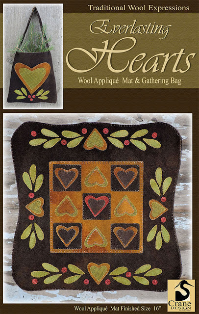 Everlasting Hearts Pattern