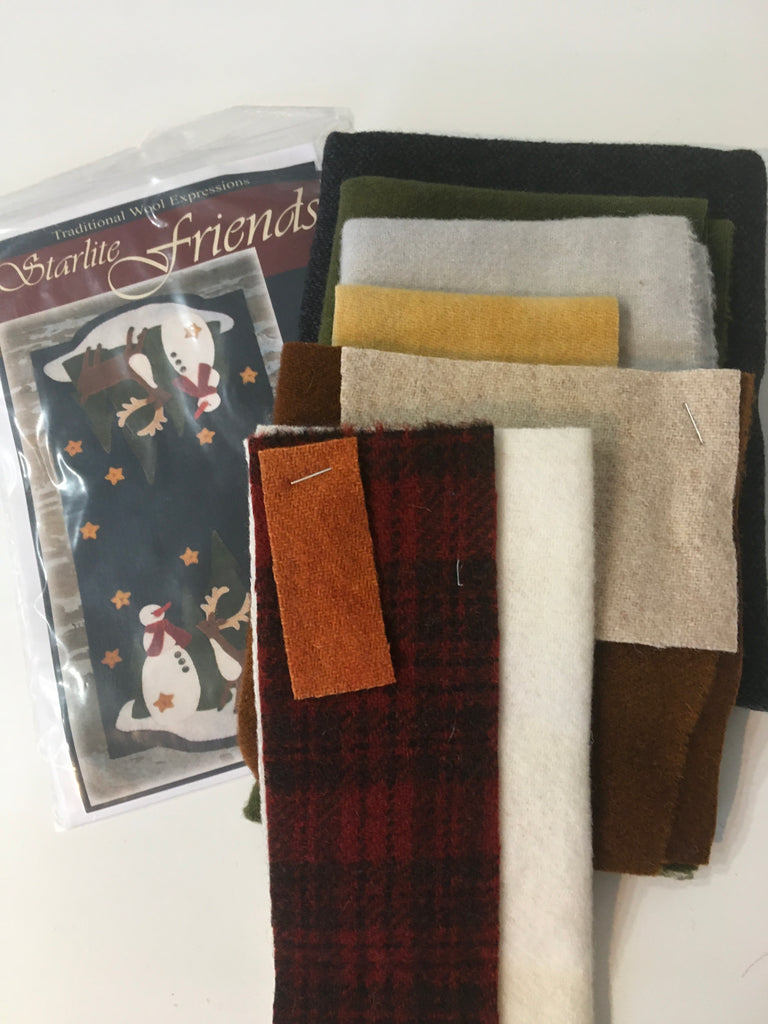 Starlite Friends Wool Kit