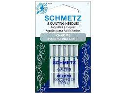 Schmetz Quilting Needles 4019