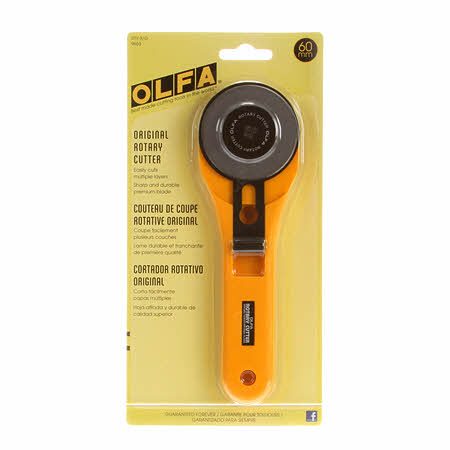 OLFA Rotary Cutter (60 mm)