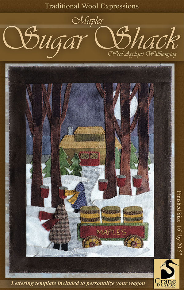 Maples Sugar Shack Pattern