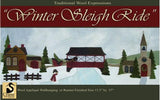 Winter Sleigh Ride Wool Kit