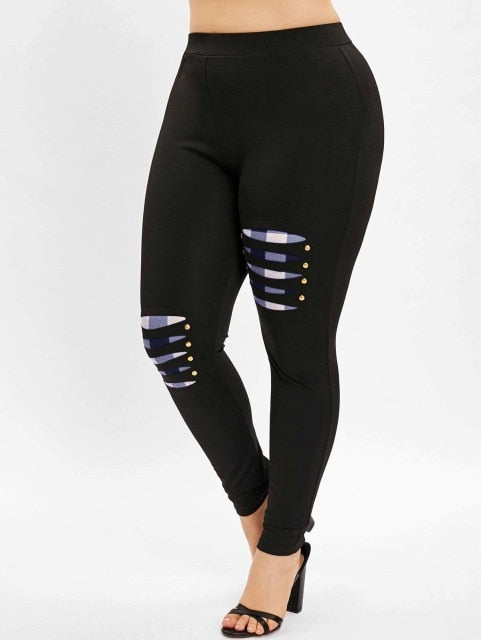 Ripped Legging Vestlinda