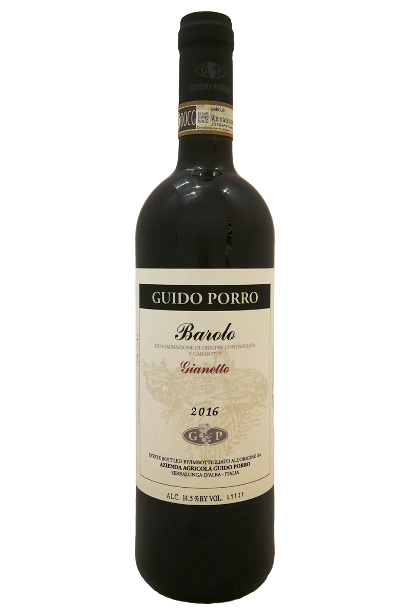 Barolo Docg Gianetto