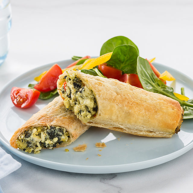 Spinach & Fetta Roll