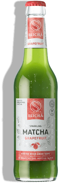 Seicha Matcha Grapefruit Drink