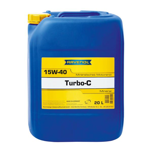Turbo-C HD-C SAE 15W-40