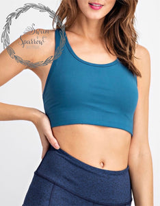 Racer Back Sports Bralette