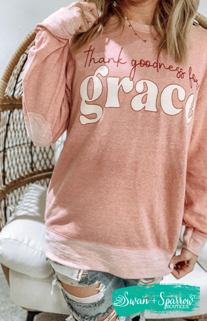 Thank Goodness for Grace Tunic