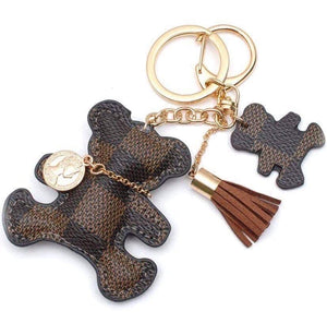 Lacey Bear Keychains