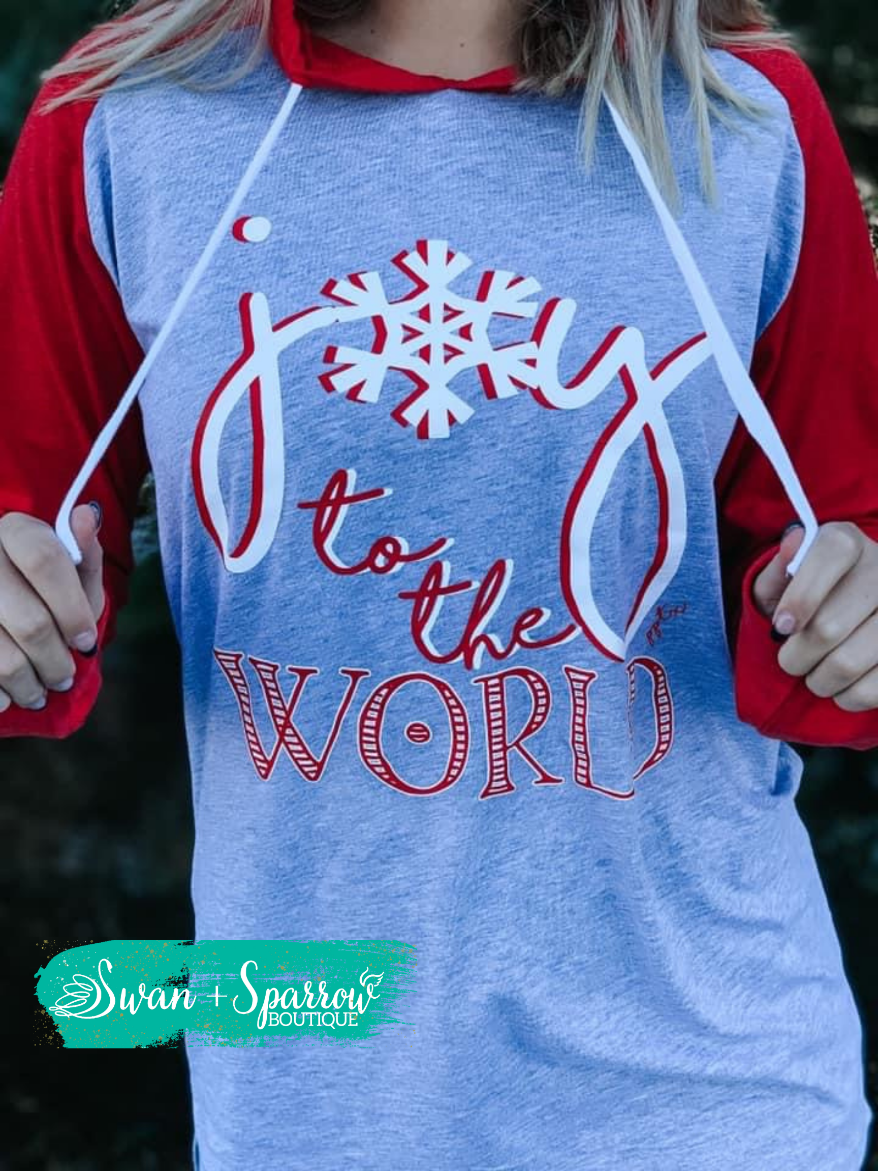 Joy To The World Hoodie