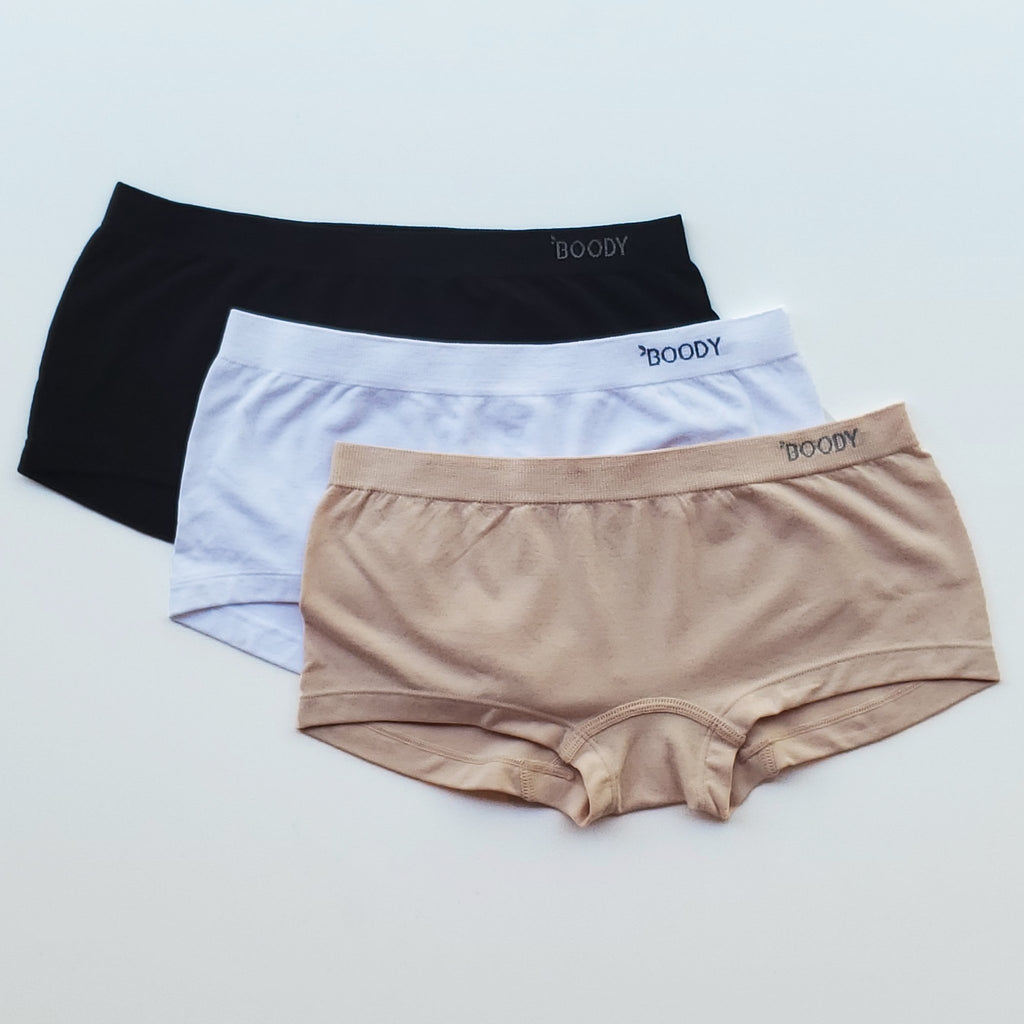 Bamboo Boyleg Briefs hotpant/Hipsters