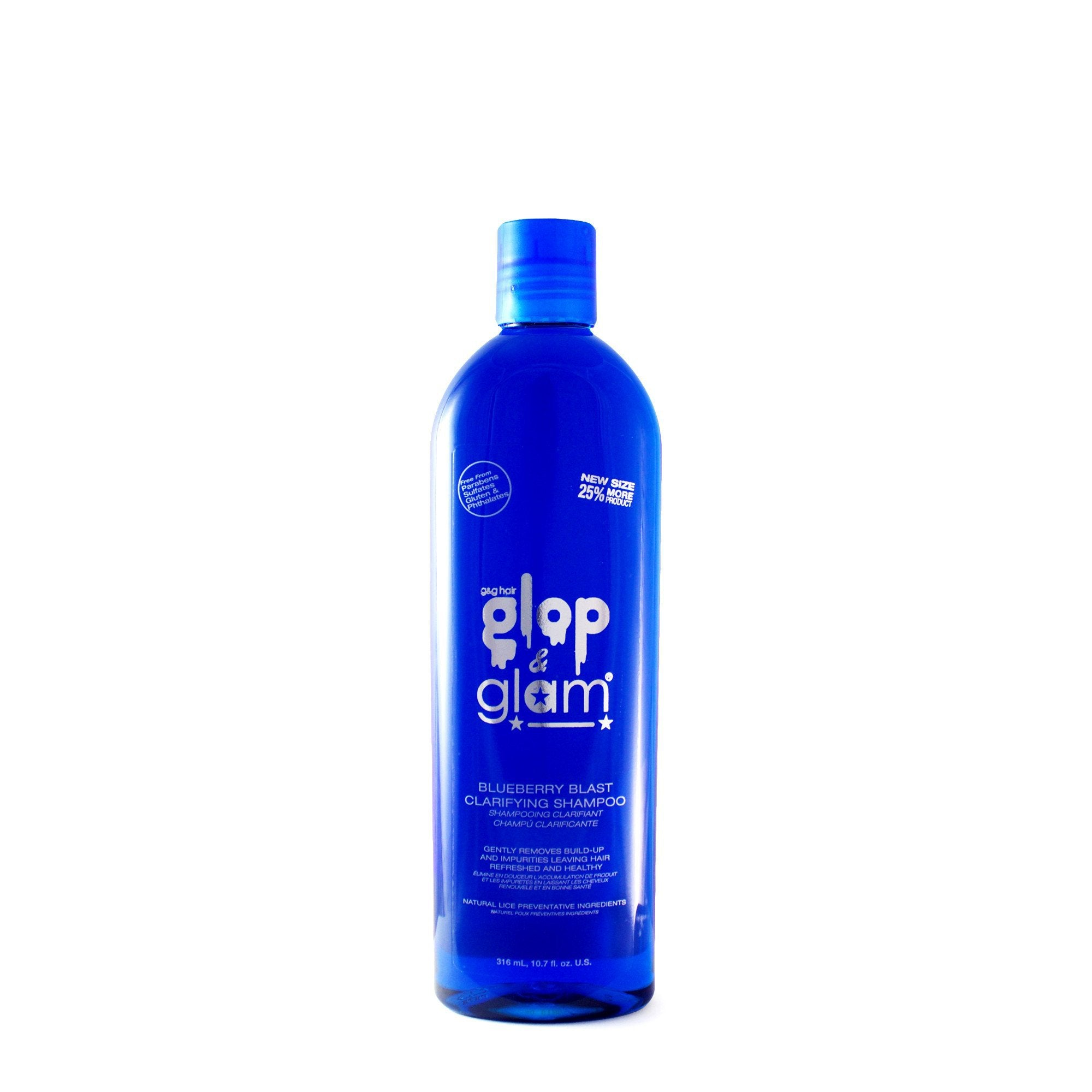 Blueberry Blast Clarifying Shampoo