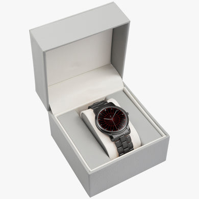 Miles Morales Stainless Steel Watch