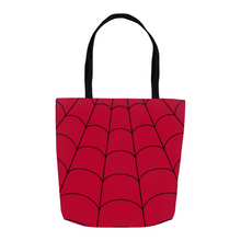 Load image into Gallery viewer, Red Tote Bag