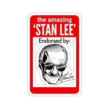 Load image into Gallery viewer, Stan Lee Sticker