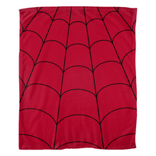 Load image into Gallery viewer, Red Fleece Blanket