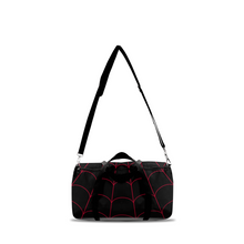 Load image into Gallery viewer, Black Duffle Bag