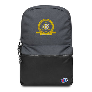 Embroidered Champion Homecoming Backpack