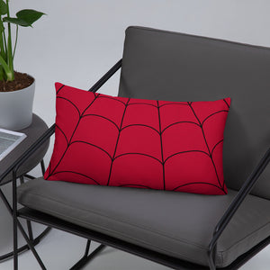 Red Pillow