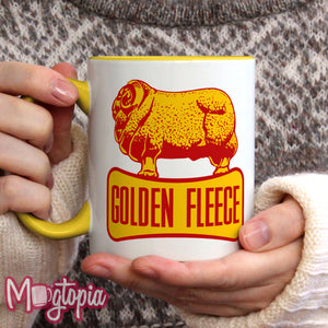 Golden Fleece Logo Mug