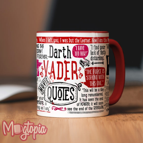 Darth Vader QUOTE Mug