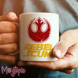 REBEL SCUM Mug