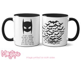 I'm Not Saying My Mum Is Batman Mug