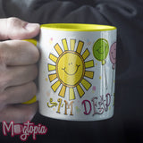 Sunshine, Lollipops & Rainbows Mug