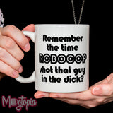 Remember That Time RoboCop... Mug