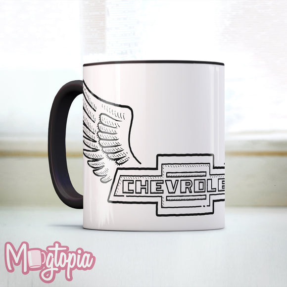 Chevrolet (Chevy) Wings Mug