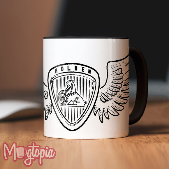 Holden Wings Mug