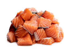 Load image into Gallery viewer, SMOKED SALMON CHUNK 1 PACK 2LBS