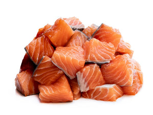 SMOKED SALMON CHUNK 1 PACK 2LBS