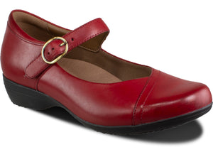 5501-220200 in red leather