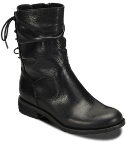 Sharnell Low - SF0034101 in black leather