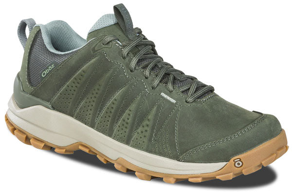 Oboz - Women's Sypes Low Leather Waterproof
