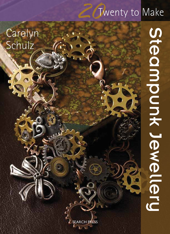 20 to Make - Steampunk Jewellery