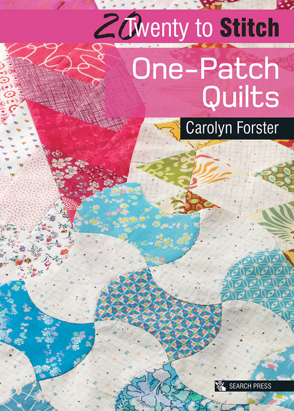 20 to Make One-Patch Quilts