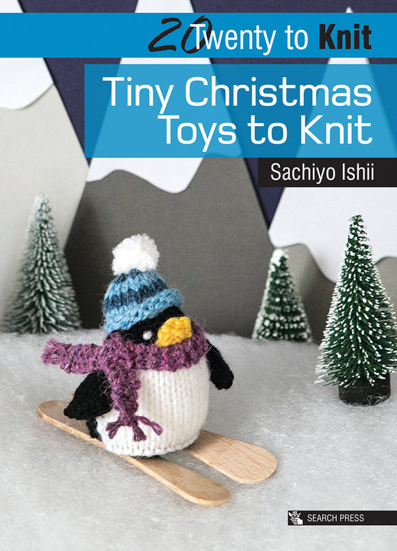 20 to Make Tiny Christmas Toys