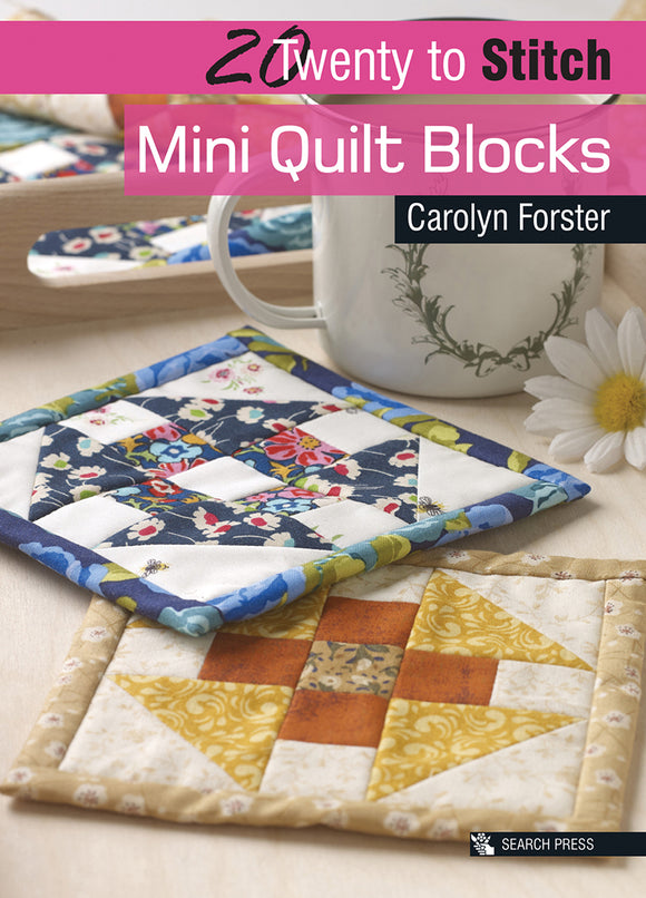 20 to Make Mini Quilt Blocks