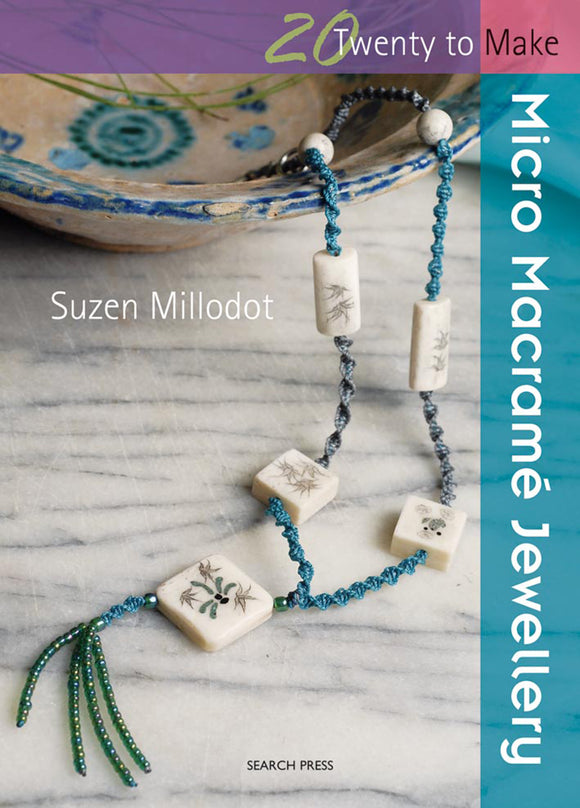 20 to Make Micro Macrame Jewellery