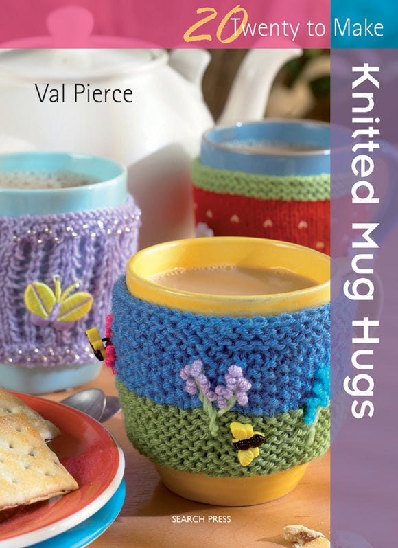 20 to Make Knitted Mug Hugs