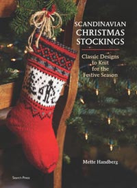 Scandinavian Christmas Stockings by Mette Handberg
