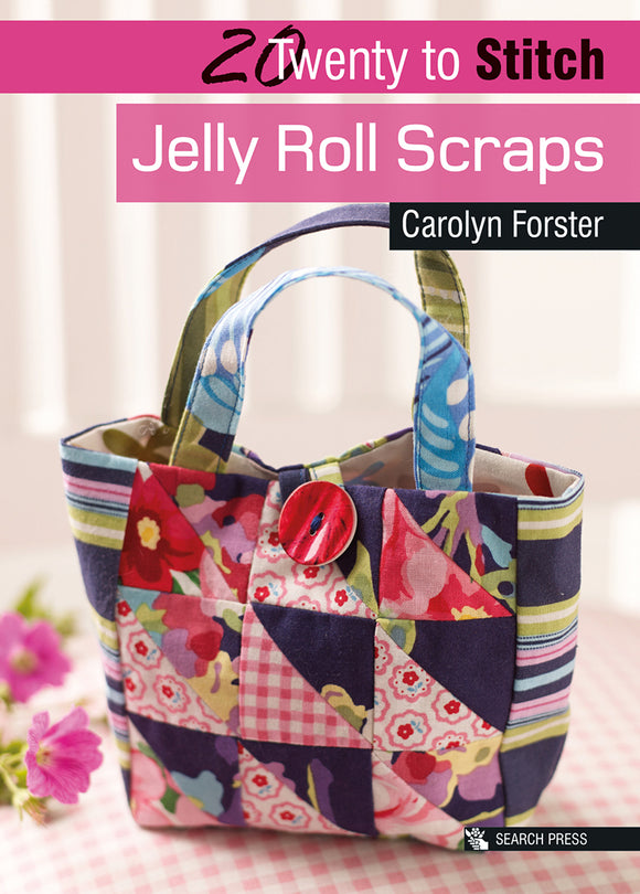 20 to Make Jelly Roll Scraps