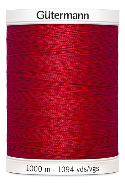Gutermann Sew All 1000M (Red)